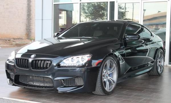Used 2014 BMW M6 Base for sale $40,892 at Gravity Autos in Roswell GA 30076 3