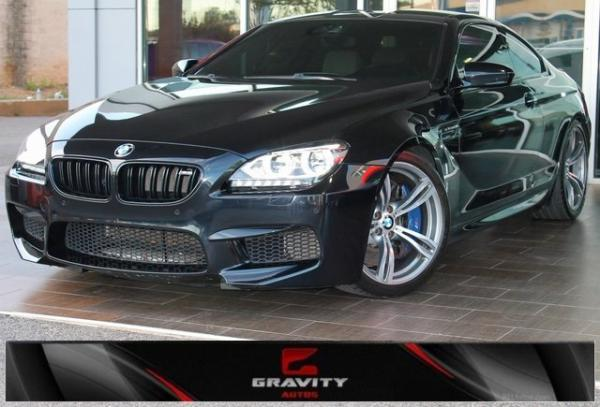 Used 2014 BMW M6 Base for sale $40,892 at Gravity Autos in Roswell GA 30076 1