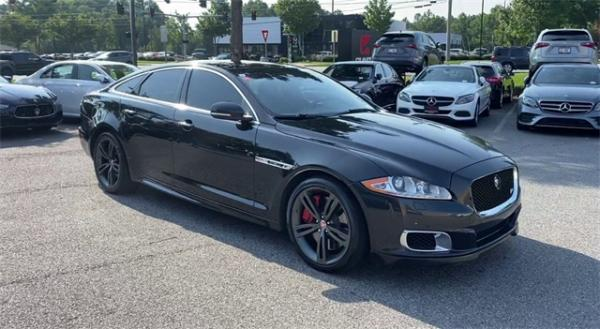 Used 2014 Jaguar XJR Base for sale $33,491 at Gravity Autos in Roswell GA 30076 2