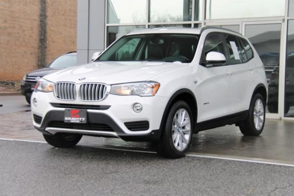 Used 2017 BMW X3 xDrive28i for sale Sold at Gravity Autos in Roswell GA 30076 2