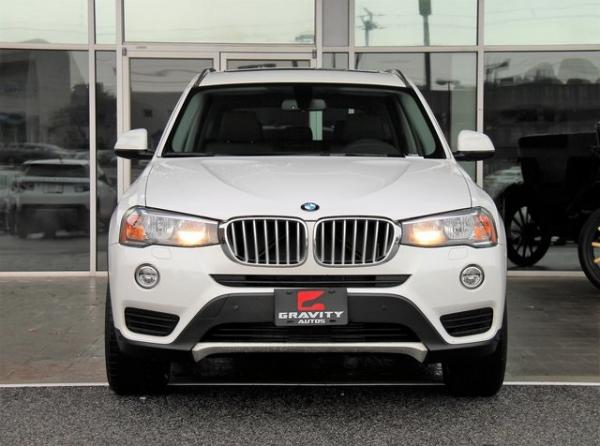 Used 2017 BMW X3 xDrive28i for sale Sold at Gravity Autos in Roswell GA 30076 3