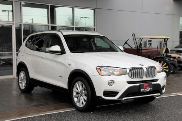 Used 2017 BMW X3 xDrive28i for sale Sold at Gravity Autos in Roswell GA 30076 4