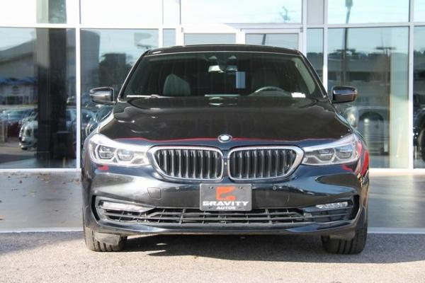 Used 2018 BMW 6 Series 640 Gran Turismo i xDrive for sale $37,992 at Gravity Autos in Roswell GA 30076 4