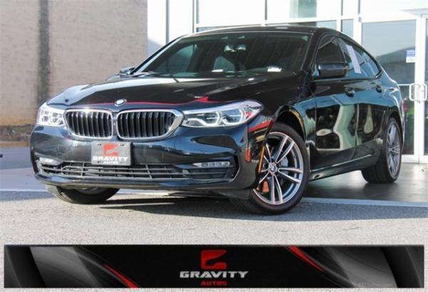Used 2018 BMW 6 Series 640 Gran Turismo i xDrive for sale $37,992 at Gravity Autos in Roswell GA 30076 1