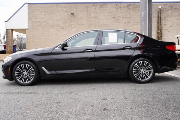 Used 2017 BMW 5 Series 530i xDrive for sale $31,492 at Gravity Autos in Roswell GA 30076 3