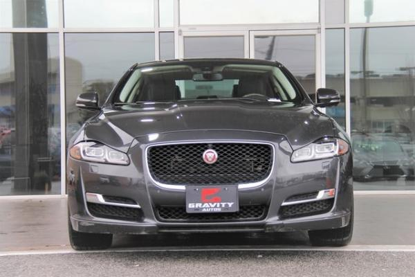 Used 2016 Jaguar XJ R-Sport for sale $28,992 at Gravity Autos in Roswell GA 30076 3