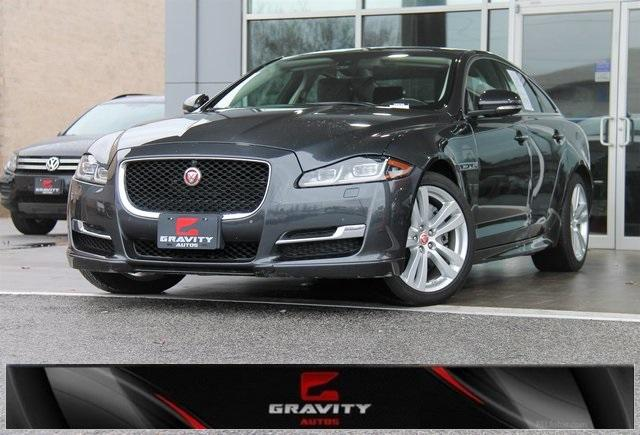 Used 2016 Jaguar XJ R-Sport for sale $28,992 at Gravity Autos in Roswell GA 30076 1