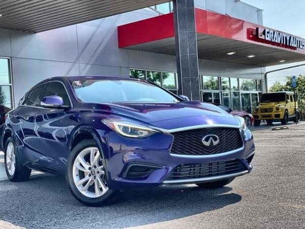 Used 2018 INFINITI QX30 Base for sale $17,992 at Gravity Autos in Roswell GA 30076 1