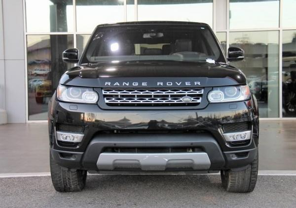 Used 2016 Land Rover Range Rover Sport 3.0L V6 Supercharged HSE for sale $34,992 at Gravity Autos in Roswell GA 30076 4