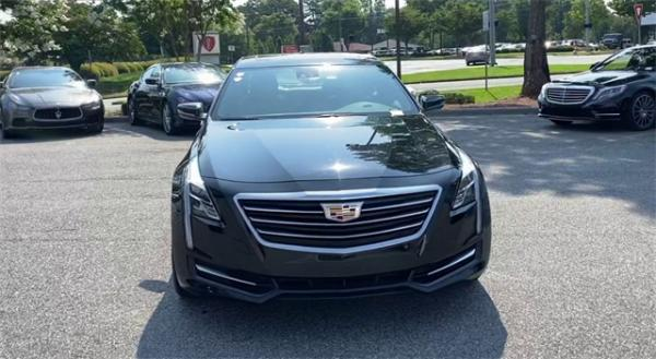 Used 2017 Cadillac CT6 3.6L for sale $24,992 at Gravity Autos in Roswell GA 30076 3