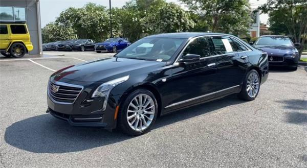 Used 2017 Cadillac CT6 3.6L for sale $24,992 at Gravity Autos in Roswell GA 30076 4