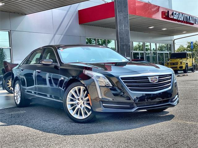 Used 2017 Cadillac CT6 3.6L for sale $24,992 at Gravity Autos in Roswell GA 30076 1