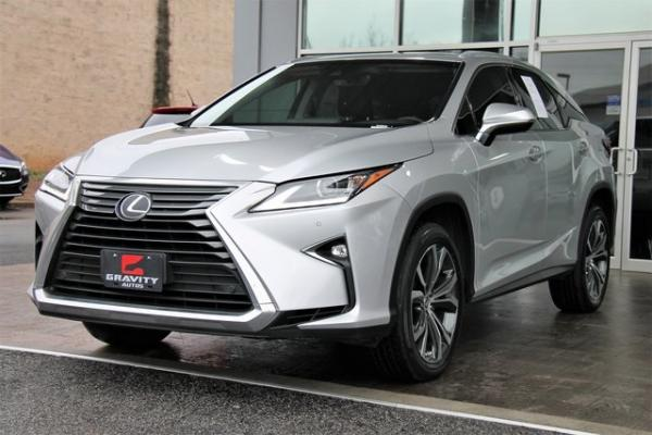 Used 2017 Lexus RX 350 for sale $29,491 at Gravity Autos in Roswell GA 30076 3