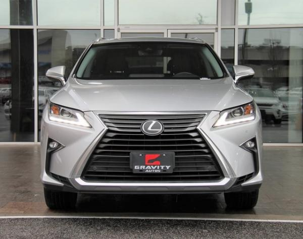 Used 2017 Lexus RX 350 for sale $29,491 at Gravity Autos in Roswell GA 30076 4
