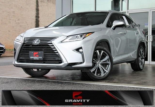 Used 2017 Lexus RX 350 for sale $29,491 at Gravity Autos in Roswell GA 30076 1