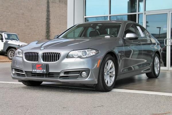 Used 2016 BMW 5 Series 528i xDrive for sale $16,492 at Gravity Autos in Roswell GA 30076 3