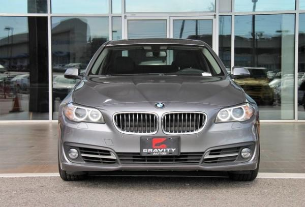 Used 2016 BMW 5 Series 528i xDrive for sale $16,492 at Gravity Autos in Roswell GA 30076 4