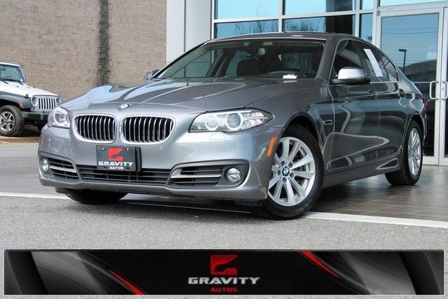 Used 2016 BMW 5 Series 528i xDrive for sale $16,492 at Gravity Autos in Roswell GA 30076 1