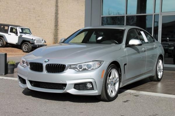 Used 2016 BMW 4 Series 428i xDrive Gran Coupe for sale Sold at Gravity Autos in Roswell GA 30076 3