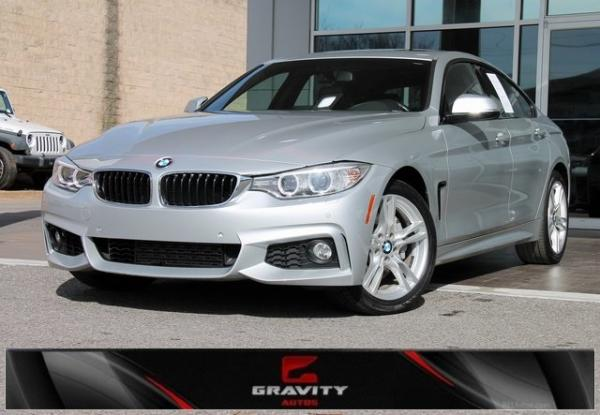 Used 2016 BMW 4 Series 428i xDrive Gran Coupe for sale Sold at Gravity Autos in Roswell GA 30076 1