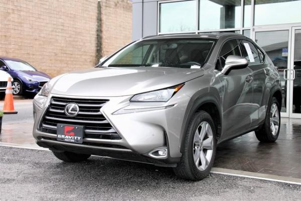 Used 2017 Lexus NX 200t for sale $21,992 at Gravity Autos in Roswell GA 30076 3