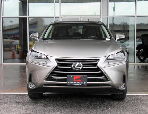 Used 2017 Lexus NX 200t for sale $21,992 at Gravity Autos in Roswell GA 30076 4