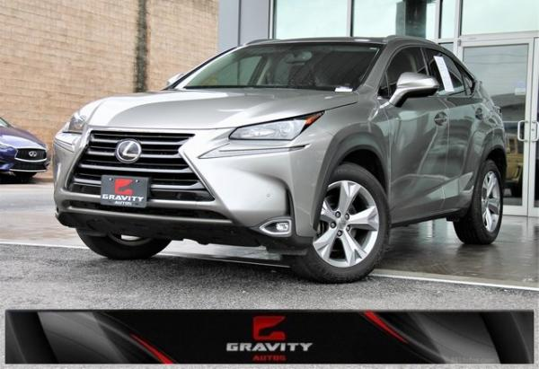 Used 2017 Lexus NX 200t for sale $21,992 at Gravity Autos in Roswell GA 30076 1