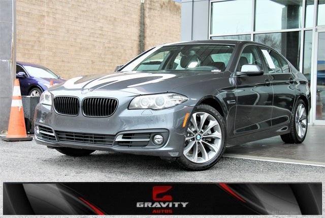 Used 2016 BMW 5 Series 528i for sale $18,992 at Gravity Autos in Roswell GA 30076 1