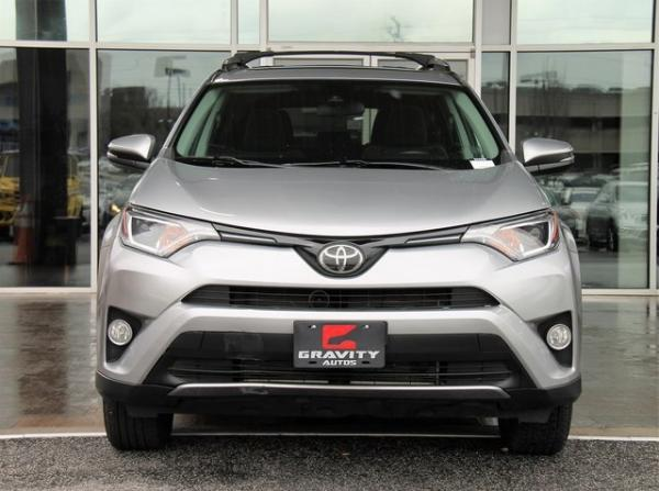 Used 2017 Toyota RAV4 XLE for sale Sold at Gravity Autos in Roswell GA 30076 4