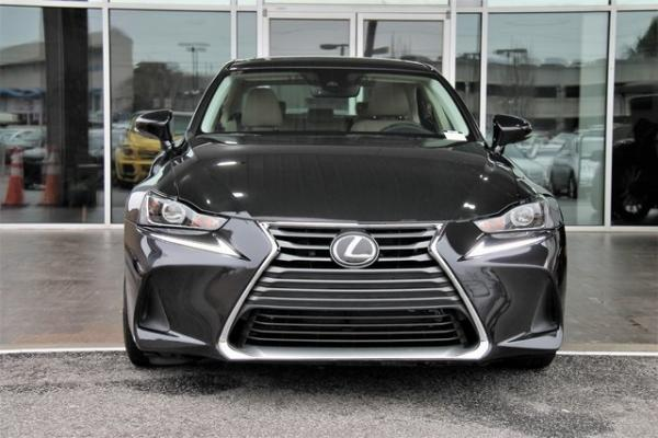 Used 2017 Lexus IS 200t for sale $21,492 at Gravity Autos in Roswell GA 30076 4