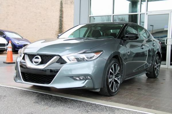Used 2017 Nissan Maxima 3.5 S for sale $16,492 at Gravity Autos in Roswell GA 30076 2