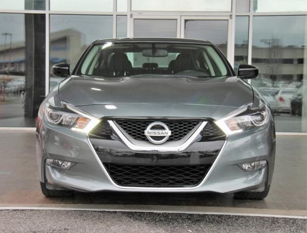 Used 2017 Nissan Maxima 3.5 S for sale $16,492 at Gravity Autos in Roswell GA 30076 3