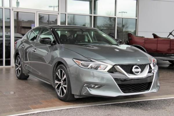 Used 2017 Nissan Maxima 3.5 S for sale $16,492 at Gravity Autos in Roswell GA 30076 4