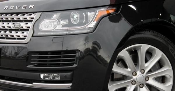 Used 2016 Land Rover Range Rover 3.0L V6 Supercharged HSE for sale $41,992 at Gravity Autos in Roswell GA 30076 4