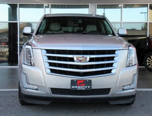 Used 2016 Cadillac Escalade ESV Luxury for sale $36,992 at Gravity Autos in Roswell GA 30076 4