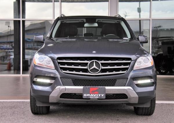 Used 2012 Mercedes-Benz M-Class ML 350 for sale Sold at Gravity Autos in Roswell GA 30076 4