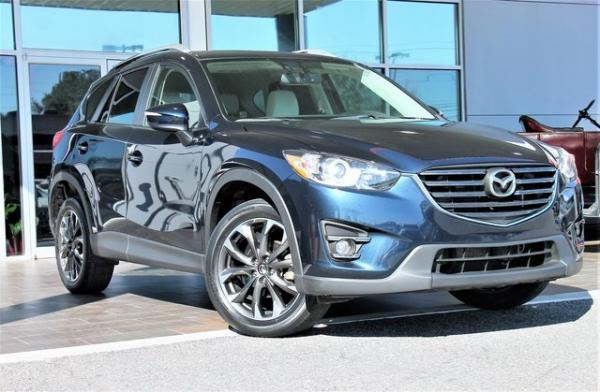 Used 2016 Mazda CX-5 Grand Touring for sale $16,492 at Gravity Autos in Roswell GA 30076 4