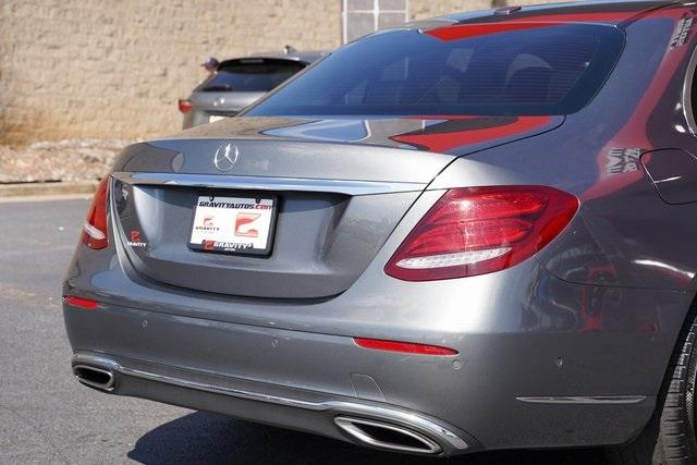 Used 2017 Mercedes-Benz E-Class E 300 for sale $34,992 at Gravity Autos Roswell in Roswell GA 30076 14