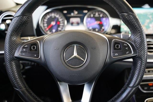 Used 2017 Mercedes-Benz E-Class E 300 for sale $34,992 at Gravity Autos Roswell in Roswell GA 30076 18