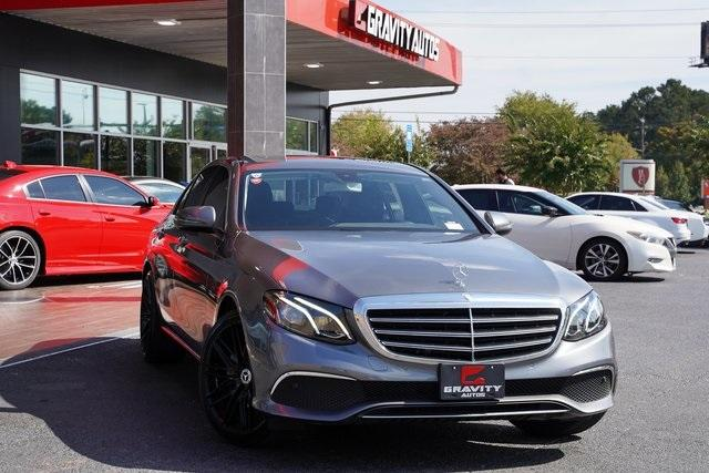 Used 2017 Mercedes-Benz E-Class E 300 for sale $34,992 at Gravity Autos Roswell in Roswell GA 30076 2
