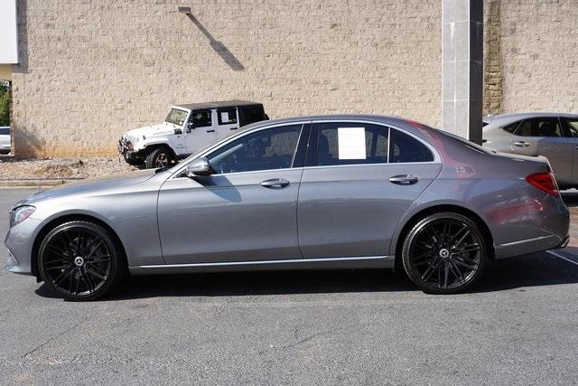Used 2017 Mercedes-Benz E-Class E 300 for sale $34,992 at Gravity Autos Roswell in Roswell GA 30076 4