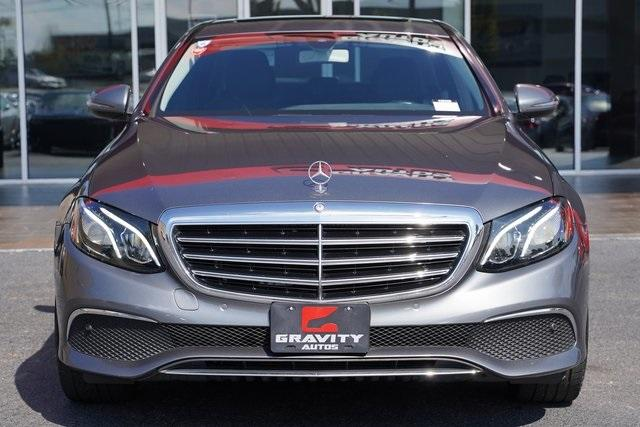 Used 2017 Mercedes-Benz E-Class E 300 for sale $34,992 at Gravity Autos Roswell in Roswell GA 30076 6