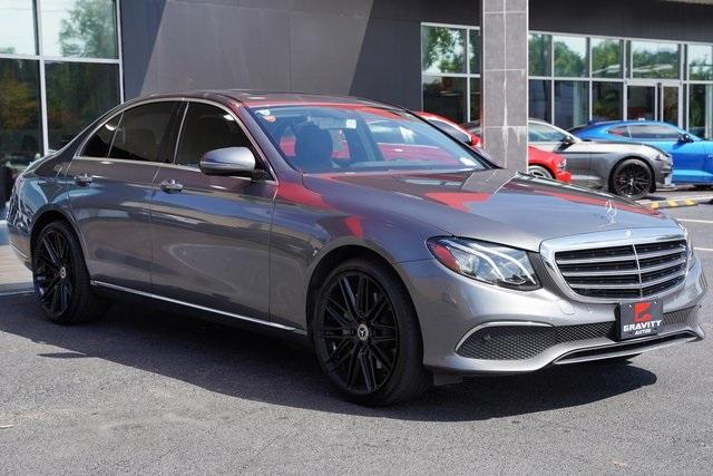 Used 2017 Mercedes-Benz E-Class E 300 for sale $34,992 at Gravity Autos Roswell in Roswell GA 30076 7