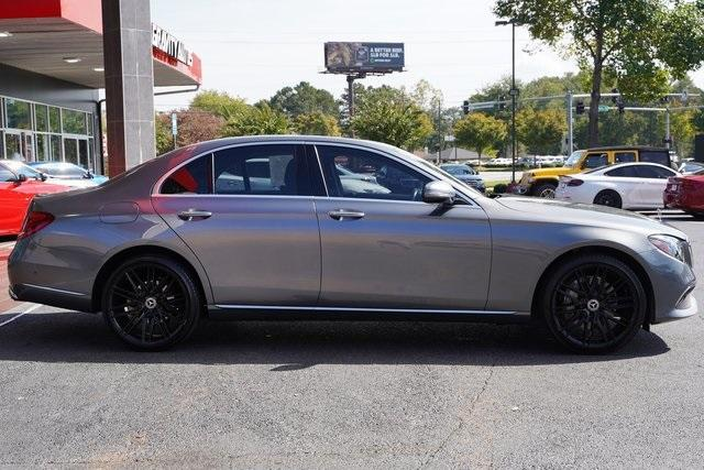Used 2017 Mercedes-Benz E-Class E 300 for sale $34,992 at Gravity Autos Roswell in Roswell GA 30076 8