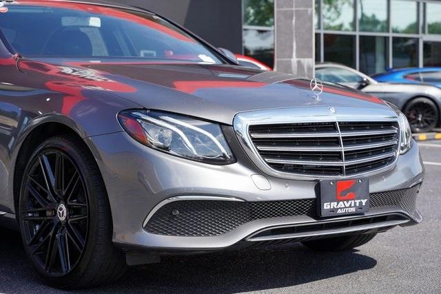 Used 2017 Mercedes-Benz E-Class E 300 for sale $34,992 at Gravity Autos Roswell in Roswell GA 30076 9