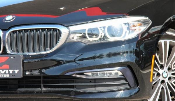 Used 2017 BMW 5 Series 530i xDrive for sale $28,492 at Gravity Autos in Roswell GA 30076 3