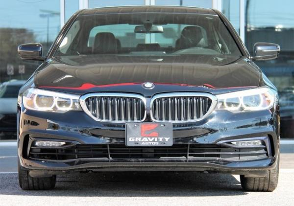 Used 2017 BMW 5 Series 530i xDrive for sale $28,492 at Gravity Autos in Roswell GA 30076 4
