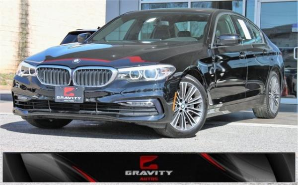 Used 2017 BMW 5 Series 530i xDrive for sale $28,492 at Gravity Autos in Roswell GA 30076 1