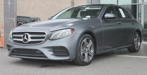 Used 2017 Mercedes-Benz E-Class E 300 for sale Sold at Gravity Autos in Roswell GA 30076 3