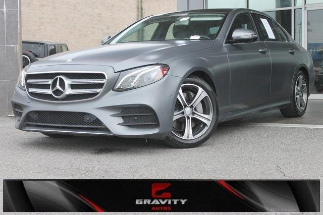 Used 2017 Mercedes-Benz E-Class E 300 for sale Sold at Gravity Autos in Roswell GA 30076 1